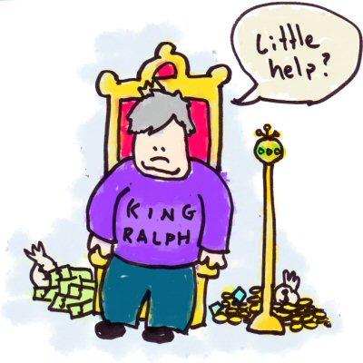 King Ralph