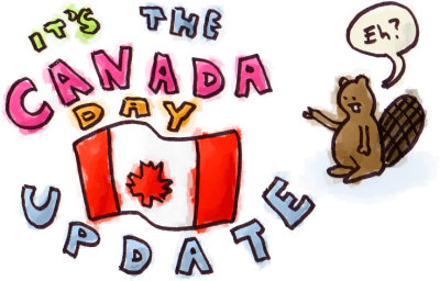The Canada Day Update