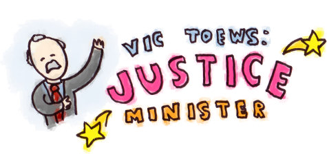 Justice Minister!