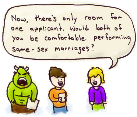 Marriage Commissioner Applicants