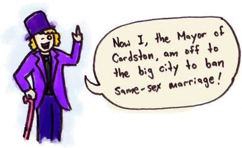 Mayor of Cardston