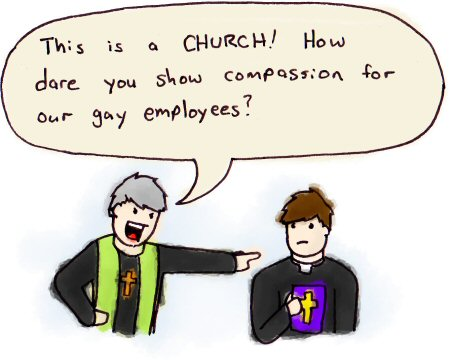 That ol' church compassion
