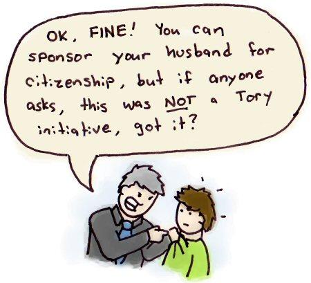 Tory initiative