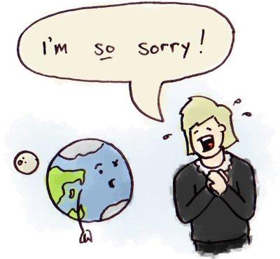 Gwen Landolt Apology
