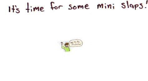 Mini Slaps