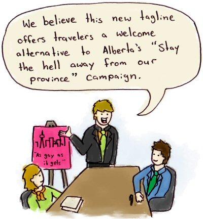 Toronto Tourist Campaign