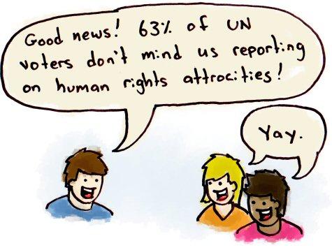 UN Consultive Status