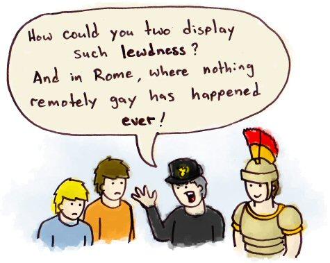 Gay Romans