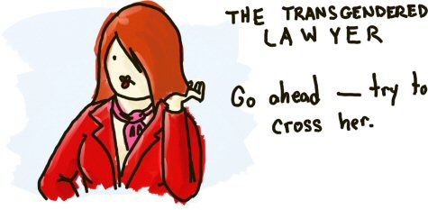 The Transgendered Lawyer
