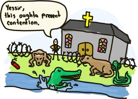 Contention Prevention