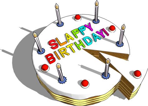 Slappy Birthday to me, Slappy birthday to me...