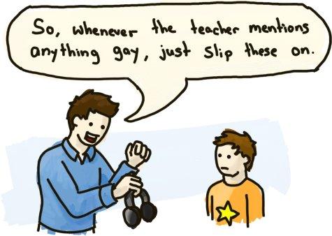 Homophobia In The Hallways